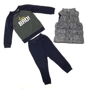 Other - Kids Toddler Boy Clothes Set 2T